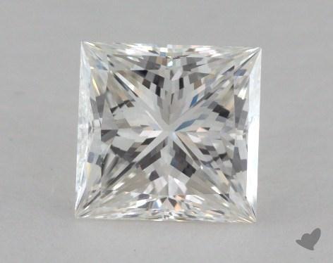 1.20 Carat G-VVS1 Ideal Cut Princess Diamond