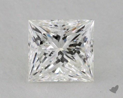 1.01 Carat G-VVS1 Very Good Cut Princess Diamond