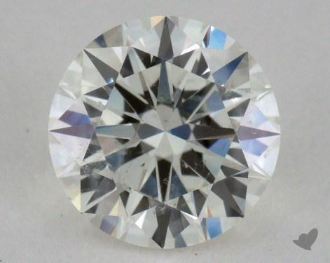1.10 Carat J-SI2 Excellent Cut Round Diamond