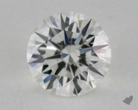 0.81 Carat F-VS2 Excellent Cut Round Diamond