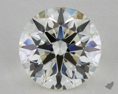 1.53 Carat H-VS1 Excellent Cut Round Diamond