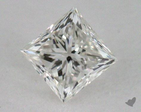 0.50 Carat G-I1 Very Good Cut Princess Diamond