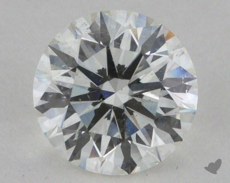 1.62 Carat I-SI2 Excellent Cut Round Diamond