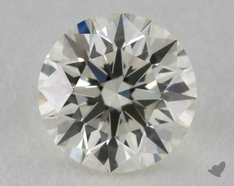 0.40 Carat K-VS2 Excellent Cut Round Diamond