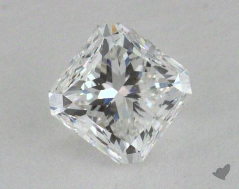 1.05 Carat D-IF Radiant Cut Diamond 
