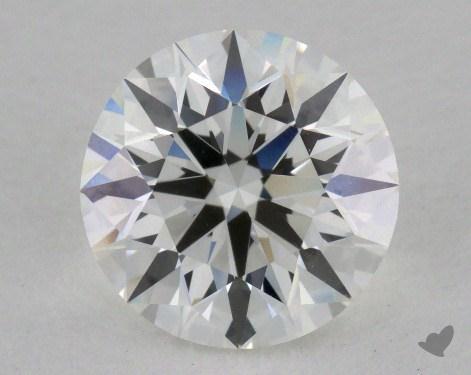 1.50 Carat H-IF Excellent Cut Round Diamond
