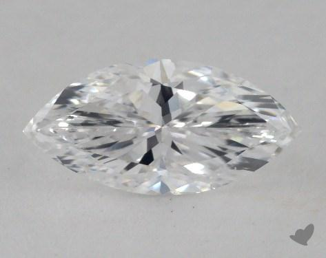 1.00 Carat D-VS2 Marquise Cut Diamond
