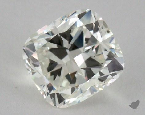 2.09 Carat I-SI1 Cushion Cut  Diamond