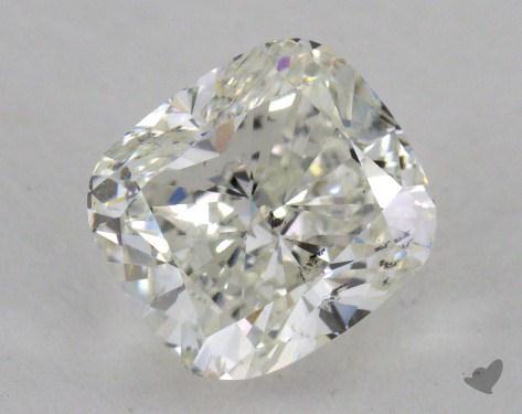 1.70 Carat H-SI2 Cushion Cut Diamond
