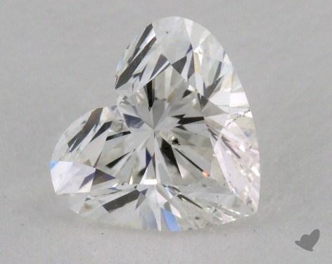 1.15 Carat G-SI1 Heart Shape Diamond