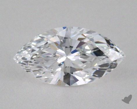 1.11 Carat D-IF Marquise Cut  Diamond