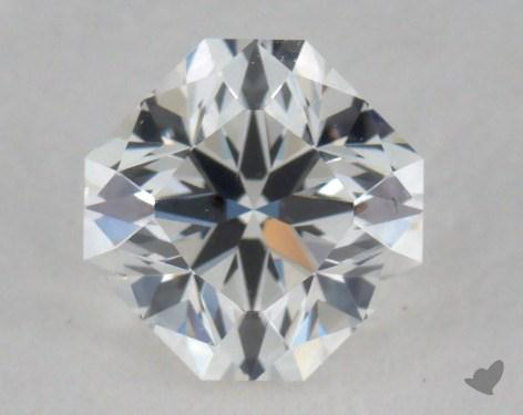 0.50 Carat H-VS2 Radiant Cut Diamond