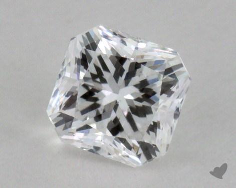 0.47 Carat E-VS2 Radiant Cut Diamond