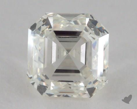 0.64 Carat I-VS1 Asscher Cut Diamond