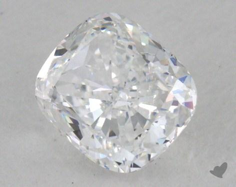 0.51 Carat E-VS1 Cushion Cut Diamond
