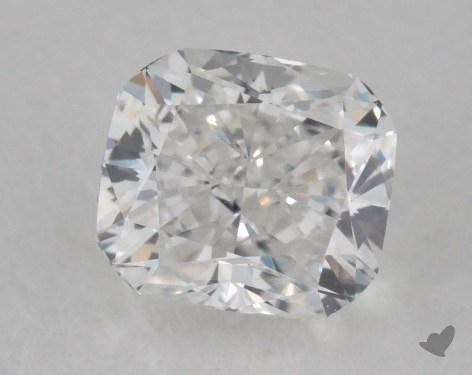 0.48 Carat F-VVS2 Cushion Cut Diamond