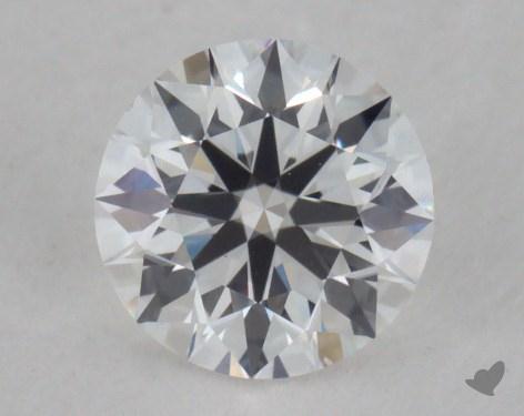 0.52 Carat F-VS2 Excellent Cut Round Diamond