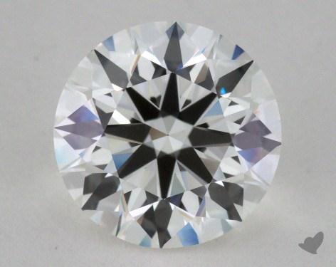2.02 Carat H-VS1 Excellent Cut Round Diamond