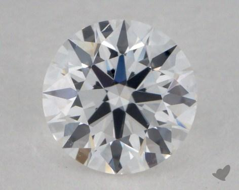 0.71 Carat F-VS2 Excellent Cut Round Diamond