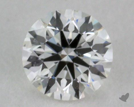 0.30 Carat G-SI1 Excellent Cut Round Diamond