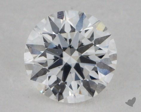0.50 Carat E-VS2 Excellent Cut Round Diamond