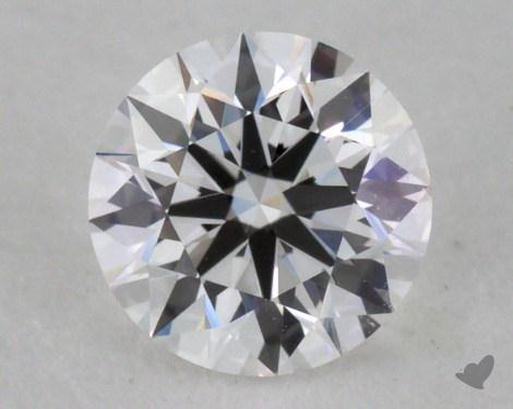 0.41 Carat D-SI1 Excellent Cut Round Diamond