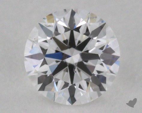 0.30 Carat D-SI1 Excellent Cut Round Diamond