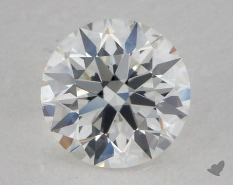 0.70 Carat G-VS2 Excellent Cut Round Diamond