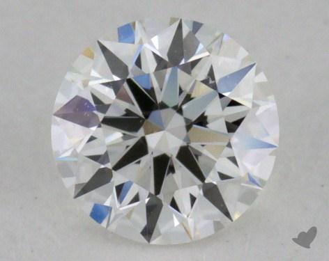 0.31 Carat F-VS2 Excellent Cut Round Diamond