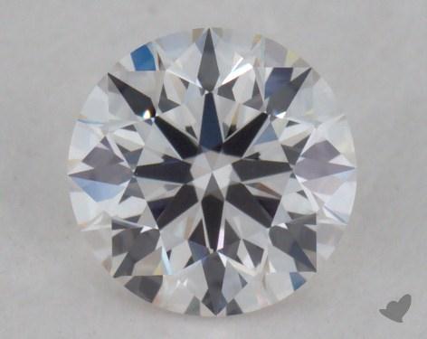 0.50 Carat G-VS1 Excellent Cut Round Diamond