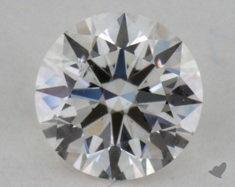 0.40 Carat G-VS2 Excellent Cut Round Diamond 