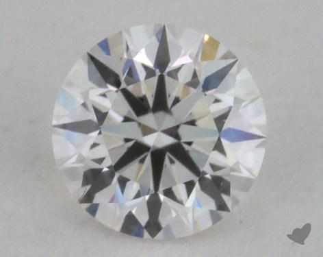 0.31 Carat F-VS2 Excellent Cut Round Diamond