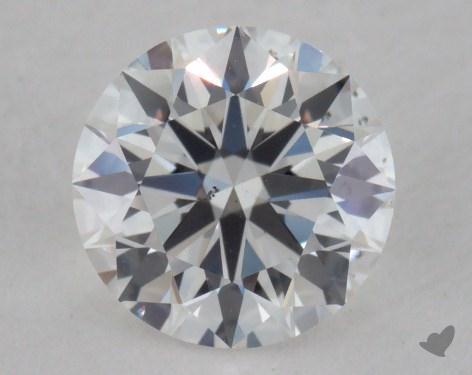 0.91 Carat F-VS2 Excellent Cut Round Diamond