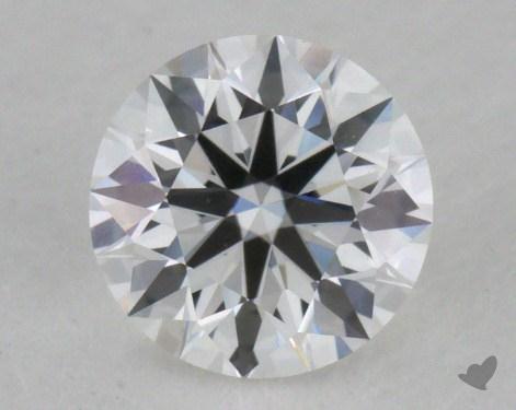 0.51 Carat D-IF Excellent Cut Round Diamond