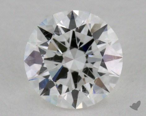 0.75 Carat F-SI2 Excellent Cut Round Diamond