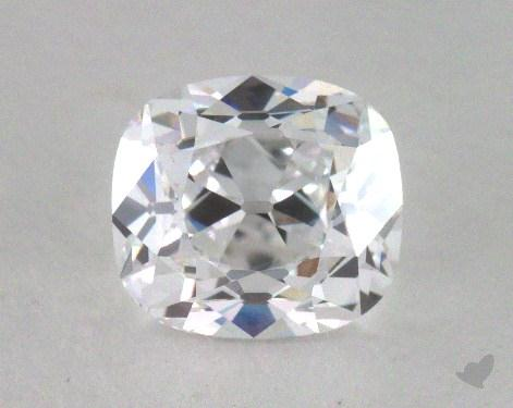 1.17 Carat E-VVS1 Cushion Cut Diamond