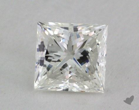 0.61 Carat G-VVS2 Princess Cut Diamond 
