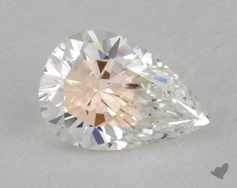 1.01 Carat G-VS2 Pear Shape Diamond