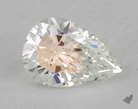 1.01 Carat G-VS2 Pear Shape Diamond