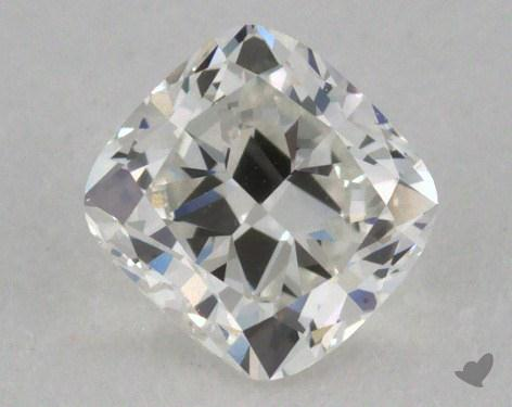 0.53 Carat H-VS2 Cushion Cut  Diamond