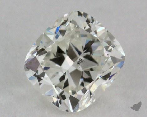0.61 Carat I-SI2 Cushion Cut  Diamond