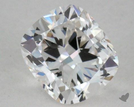 0.81 Carat F-VS2 Cushion Cut Diamond