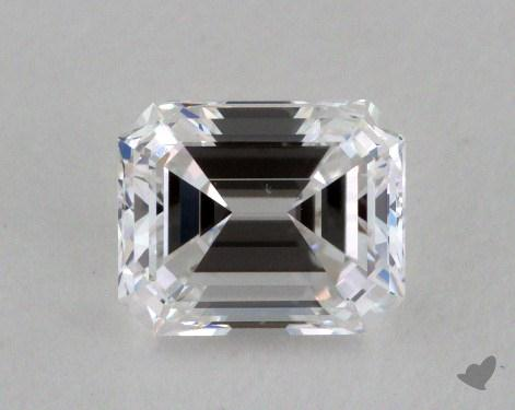 0.50 Carat D-VS2 Emerald Cut  Diamond