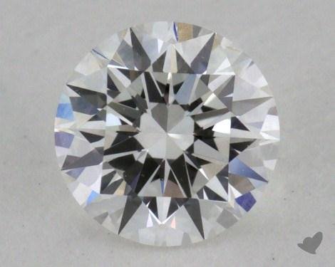 0.40 Carat E-VS2 Excellent Cut Round Diamond