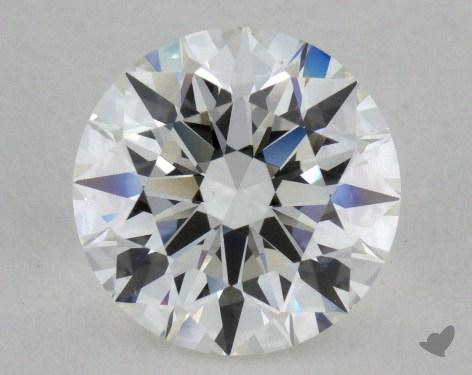 1.32 Carat F-VS1 Excellent Cut Round Diamond 