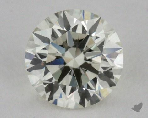 1.07 Carat J-VS2 Excellent Cut Round Diamond