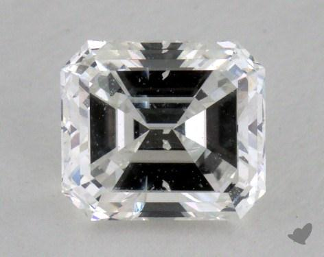 0.78 Carat G-I1 Emerald Cut Diamond