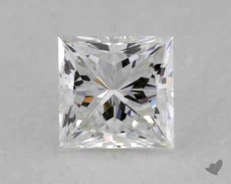 0.40 Carat G-VS2 Very Good Cut Princess Diamond