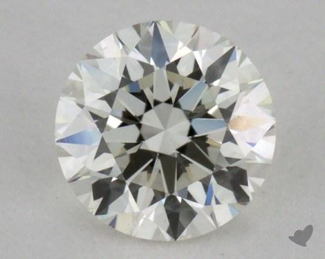 0.51 Carat I-VS1 Excellent Cut Round Diamond