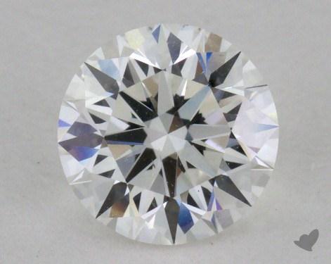 0.71 Carat F-VS2 Excellent Cut Round Diamond